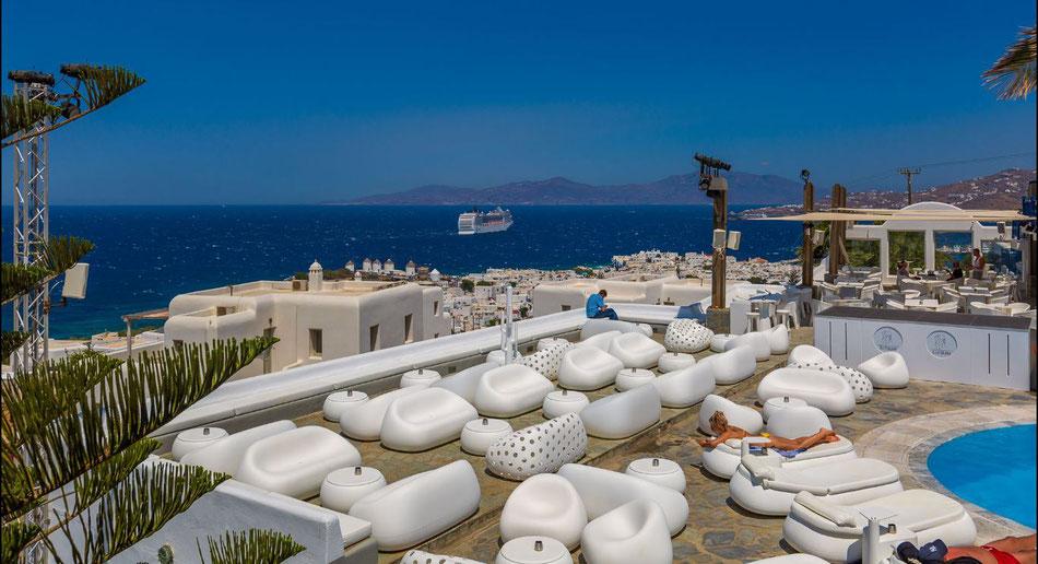 Gayurlaub im Elysium Hotel Mykonos 2021 buche Deine Gayreise beim Kenner der griechischen Insel Mykonos mit Direktflug & Transfer online©Foto Elysium Hotel Mykonos