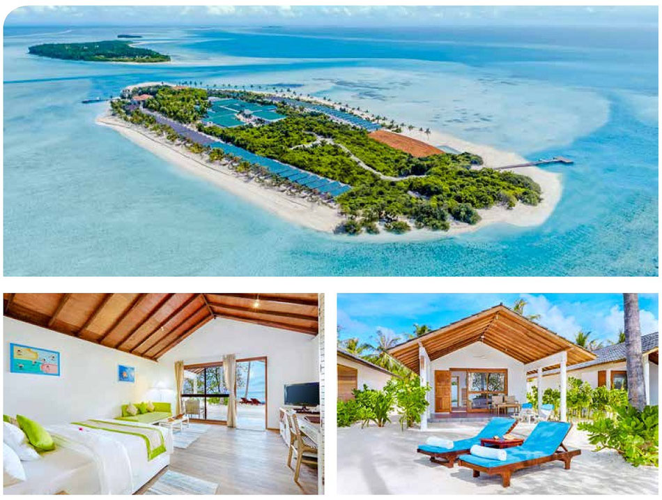 Buchen Sie Ihre nächste Maledivenreise zum Kuscheln, Relaxen und Faulenzen auf einer Barfuss-Robinson Insel hier online & Beratung vom Malediven Experten Olaf Diroll