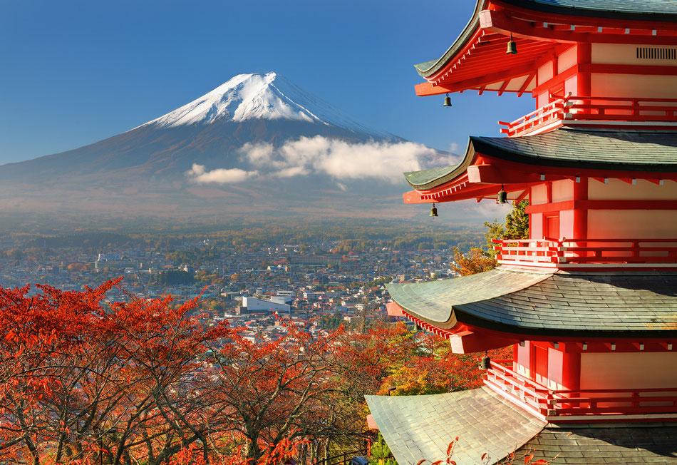 Studienreise Japan Rundreisen mit unserem Partner Studiosus Reisen bei Reiselotsen 2017 2018 buchen
