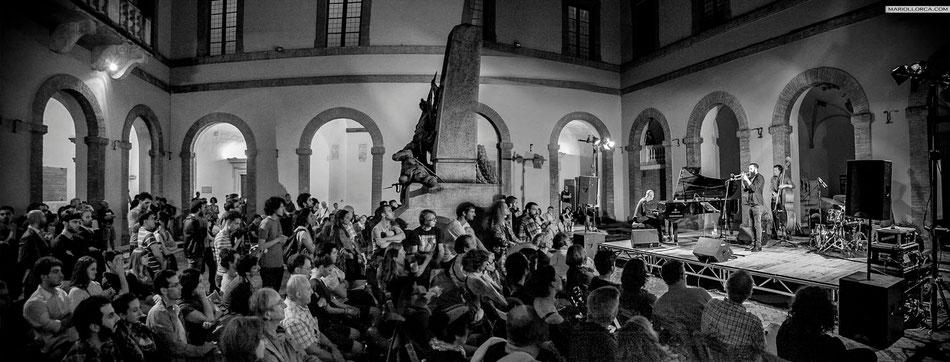 Siena Jazz Summer Festival 2014. (In collaborazione con l'Università degli studi di Siena)