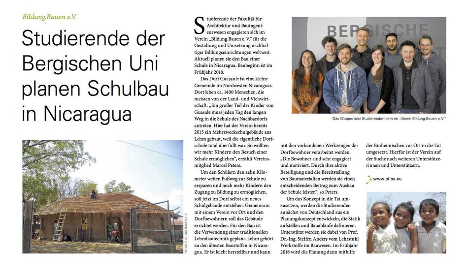 Semesterzeitung BERGZEIT, Ausgabe 05 / Sommer 2017