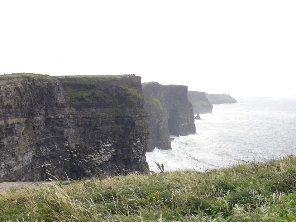 The Cliffs of Moher!