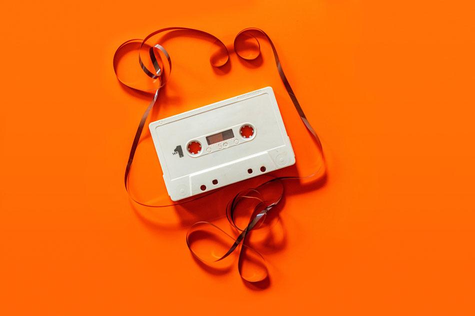 Création de contenu audio, podcast mixage bande son
