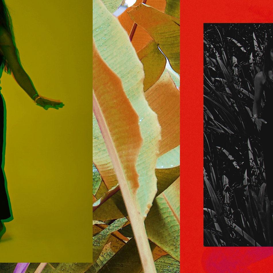 Laura Deberle Laura Zimmermann Artwork Kunst Fotografie Mixed Media Collage Artist Grafik Design Editorial
