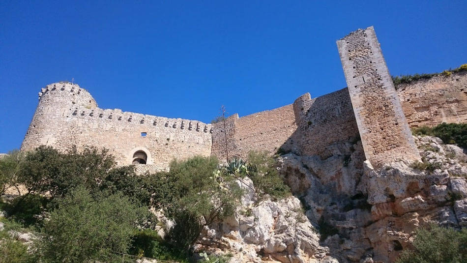 Castell de Santuari