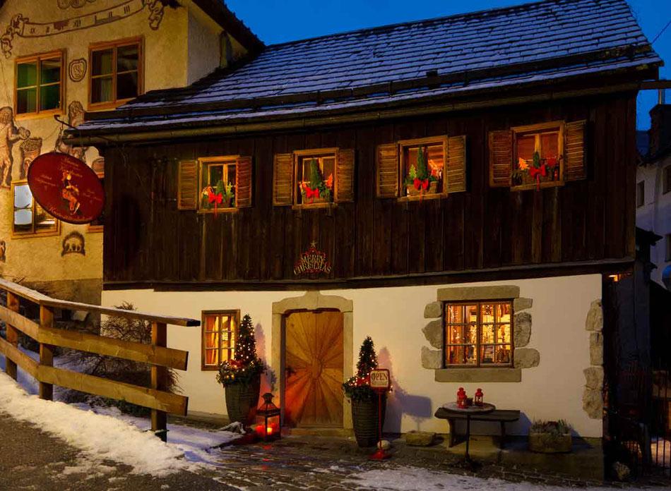 Wassermühle Kuriositätenkabinett & Museum Hallstatt