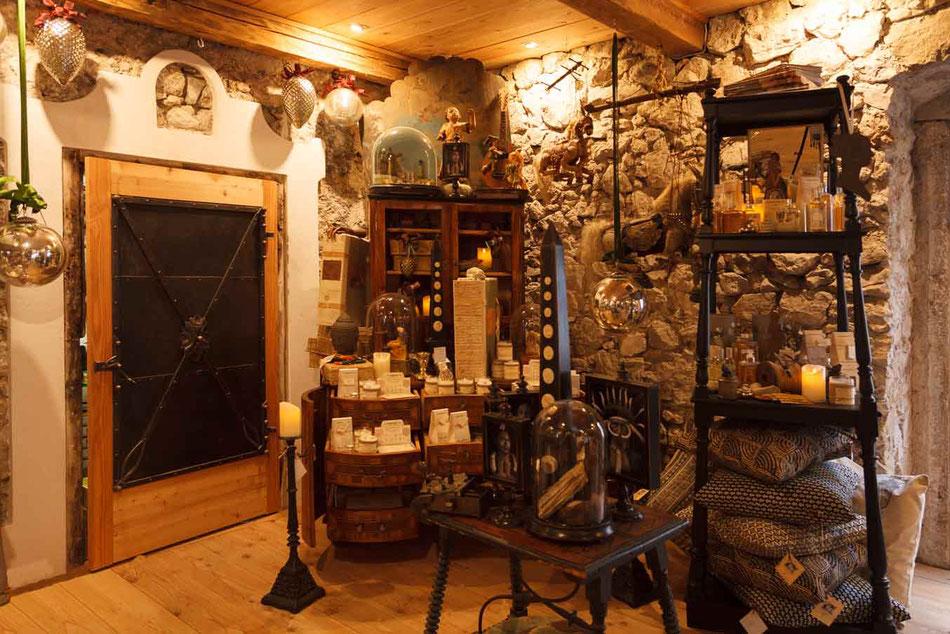antique Wassermühle  und Kuriositäten Kabinett in Hallstatt