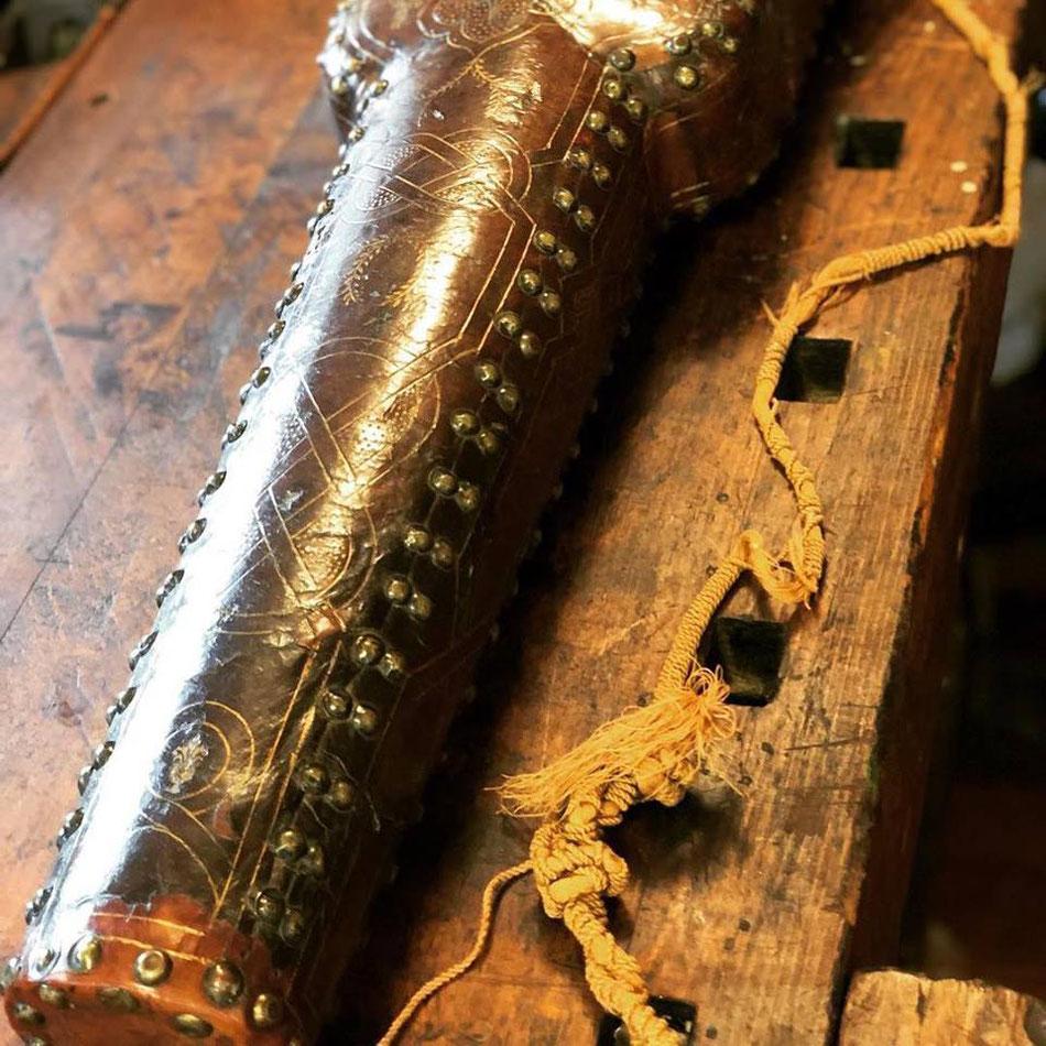 футляр сделан, футляр для скрипки Страдивари изготовленный 18 веке