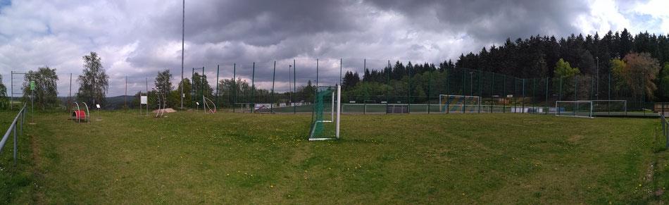Sportplatz Hausen v.d.H. Philipp-Schäfer-Strasse 2