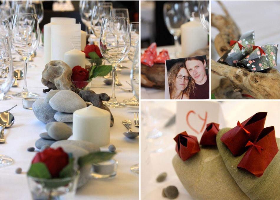 Hochzeitsdekoration - Kathrin Schulte
