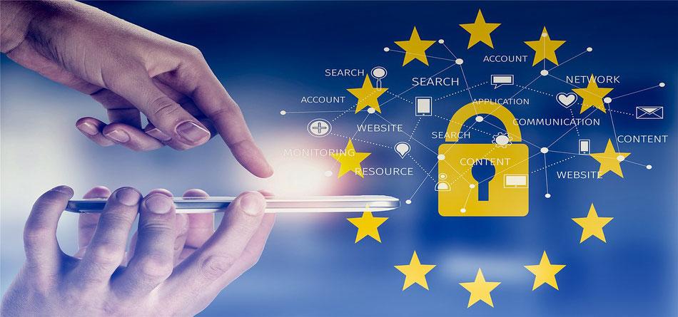 Une protection des données centrée sur les citoyens européens