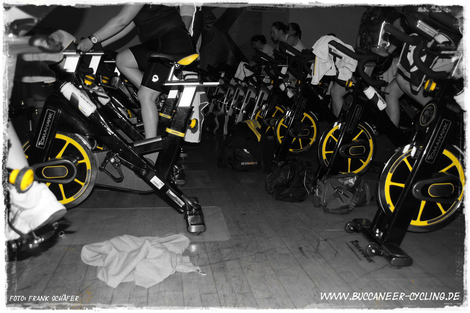 Buccaneer Cycling - Indoor Cycling
