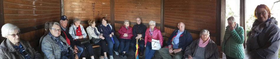 28.09.2019 Ausflug nach Fürstenberg