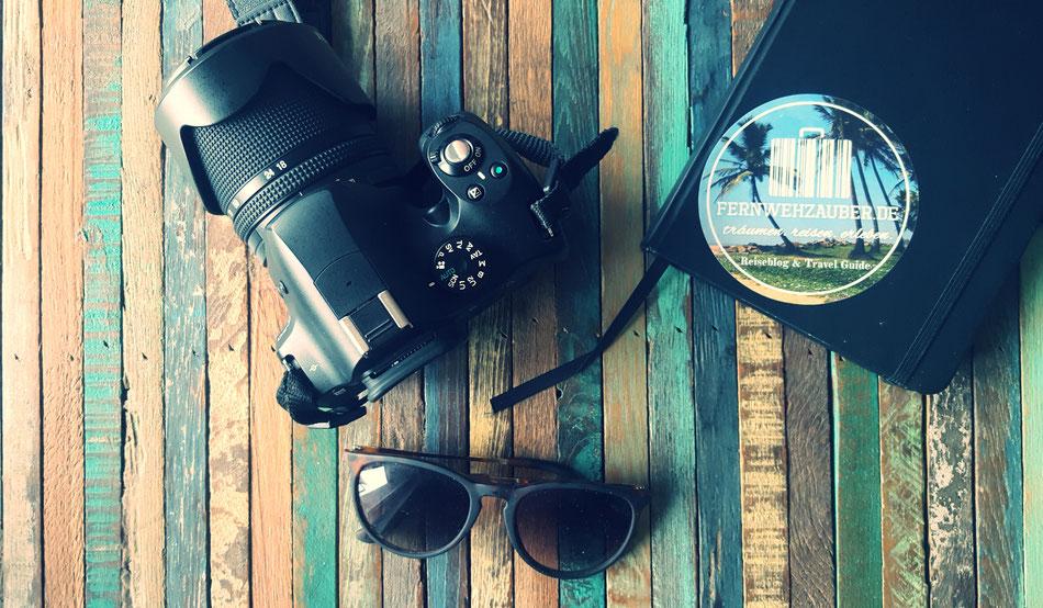 Blogger-Ausrüstung