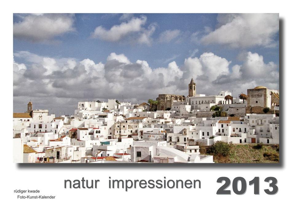 · foto-kunst-kalender 2013 · Natur Impressionen · Deckblatt · yak © 2012 RK