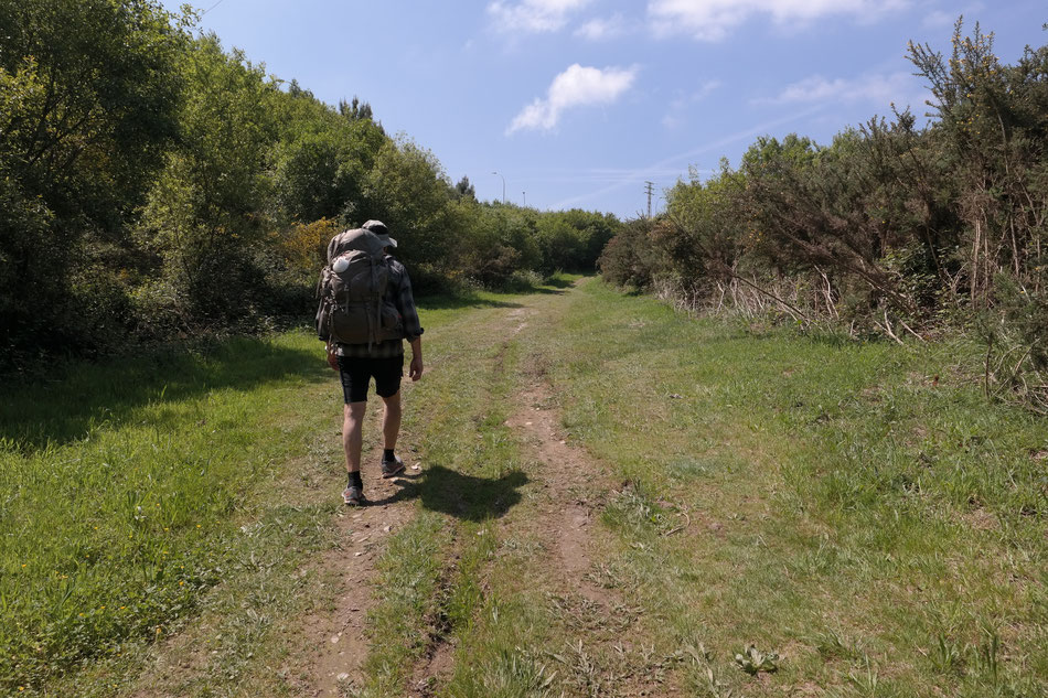 Auf dem Weg nach Pontedeume