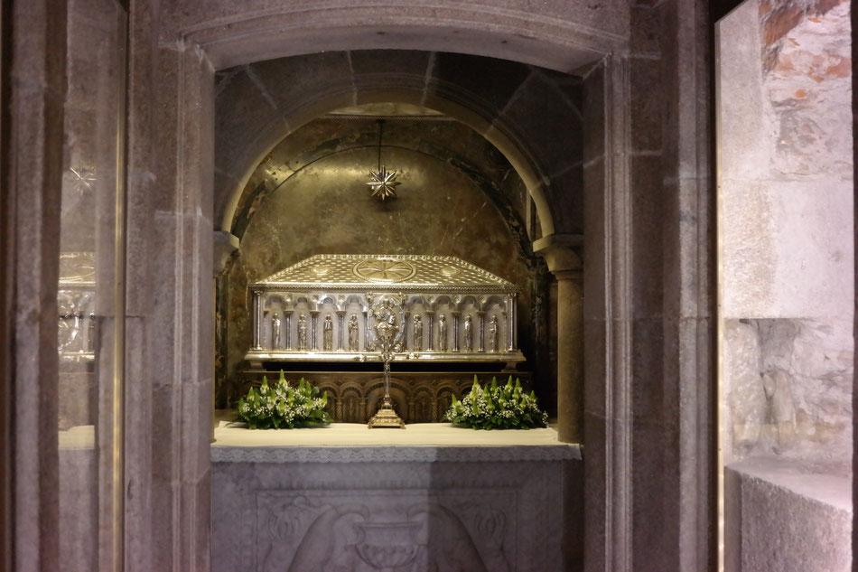 Grab von Apostel Jakobus