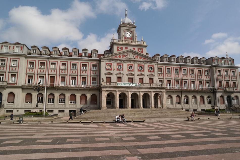 Rathaus in Ferrol
