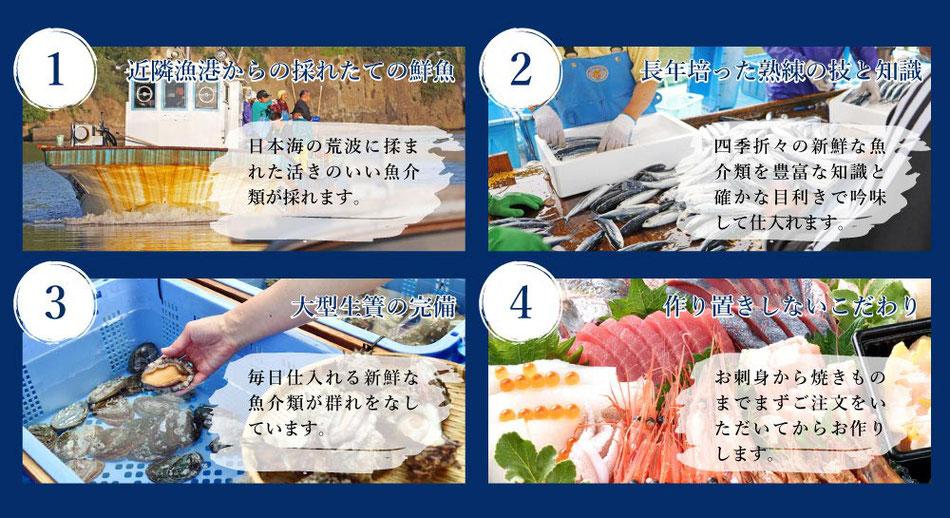 新鮮な魚介へのこだわりで信頼されている真洋水産