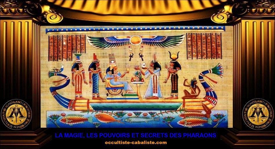La magie Égyptienne, www.occultiste-cabaliste.com