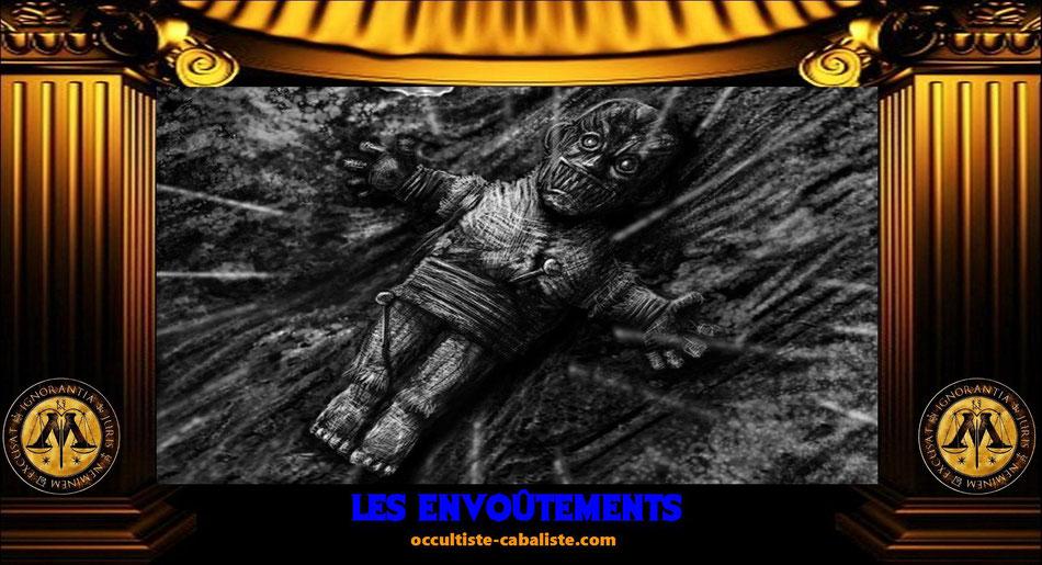 Les envoûtements, www.occultiste-cabaliste.com