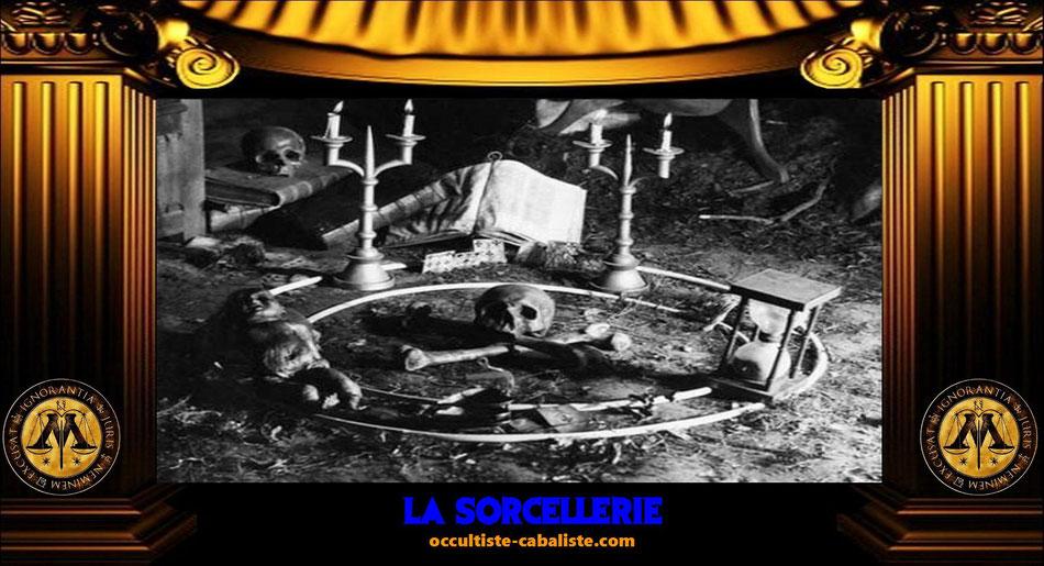 La sorcellerie www.occultiste-cabaliste.com