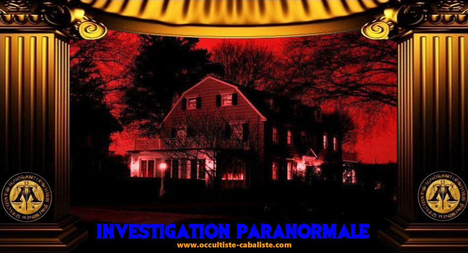 Investigation paranormale, www.occultiste-cabaliste.com