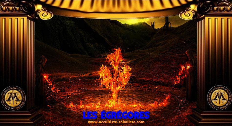 Les égrégores, www.occultiste-cabaliste.com