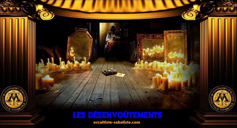 Les désenvoûtements, www.occultiste-cabaliste.com