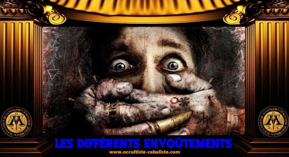 Les différents envoûtements, www.occultiste-cabaliste.com