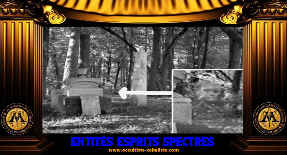 Entités, esprits, spectres, poltergeist qui sont ils ? www.occultiste-cabaliste.com