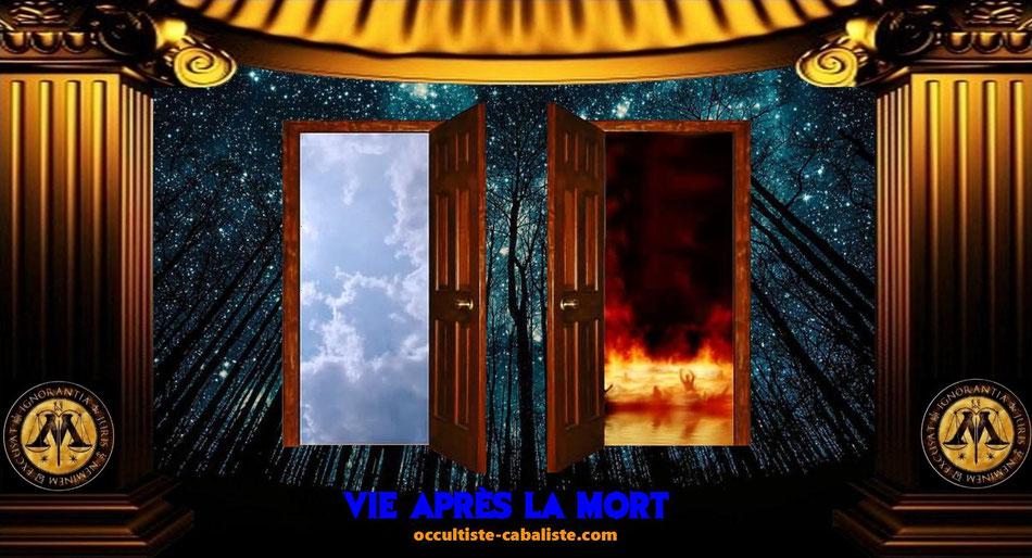 Vie après la mort, www.occultiste-cabaliste.com
