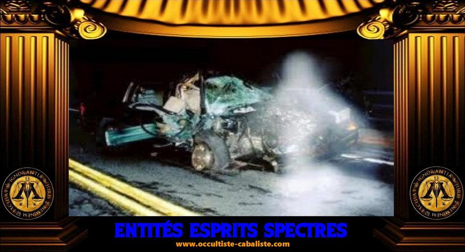 Entités, esprits, spectre, poltergeist, qui sont ils ? www.occultiste-cabaliste.com