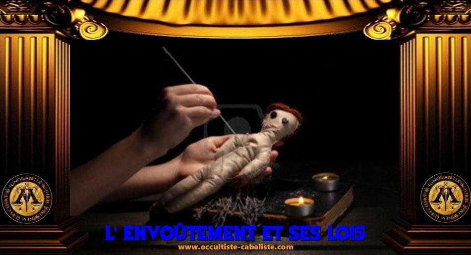 L'envoûtement et ses lois, www.occultiste-cabaliste.com