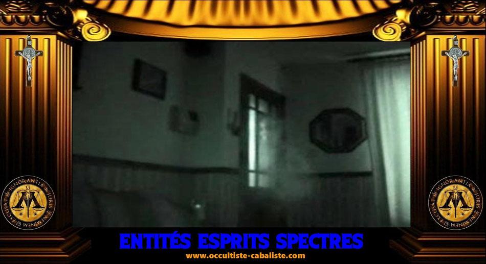 Entités, Spectres, Esprits, qui sont ils ? www.occultiste-cabaliste.com