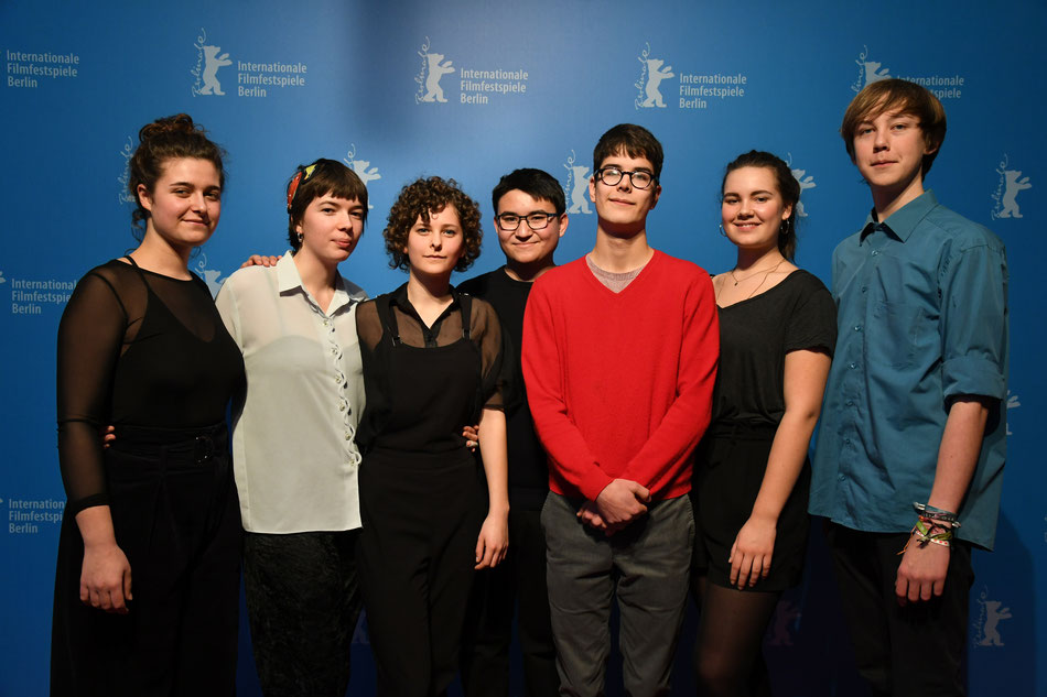 Die Jugendjury der Berlinale Generation 14plus 2018 (Bild: © Berlinale Generation)