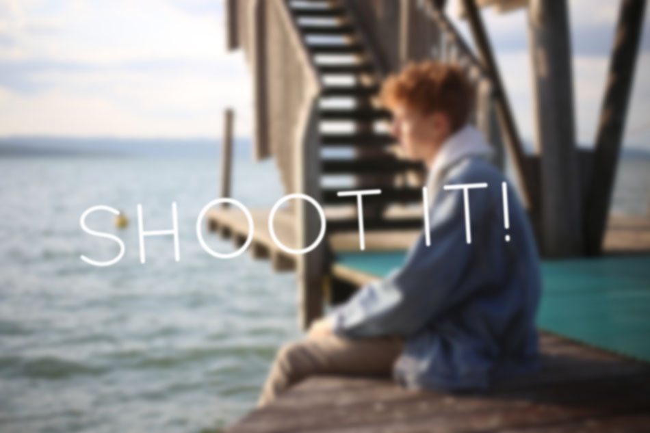 SHOOT IT | Fotoshooting am morgendlichen Ammersee