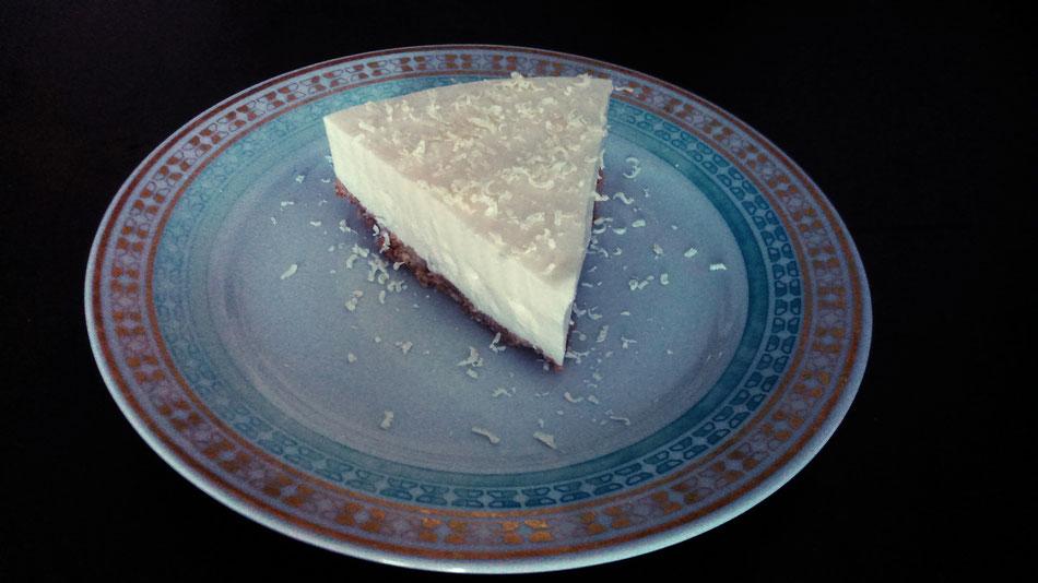 Tipp: Gleich zwei Kuchen machen und sich am nächsten Tag von nichts anderem ernähren.