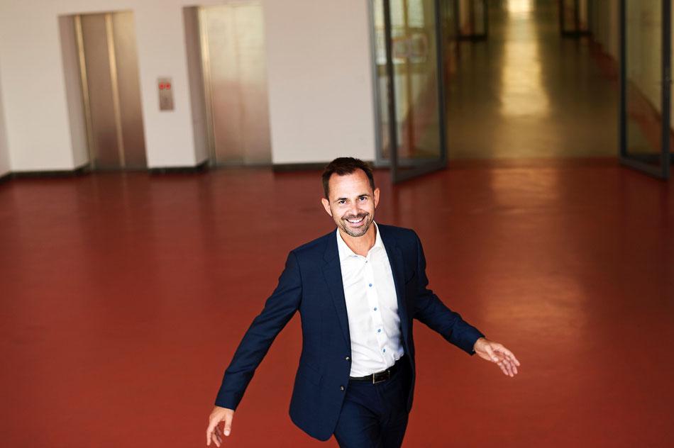 Norbert Distler, Spezialist für positive Psychologie, Achtsamkeit und Flow