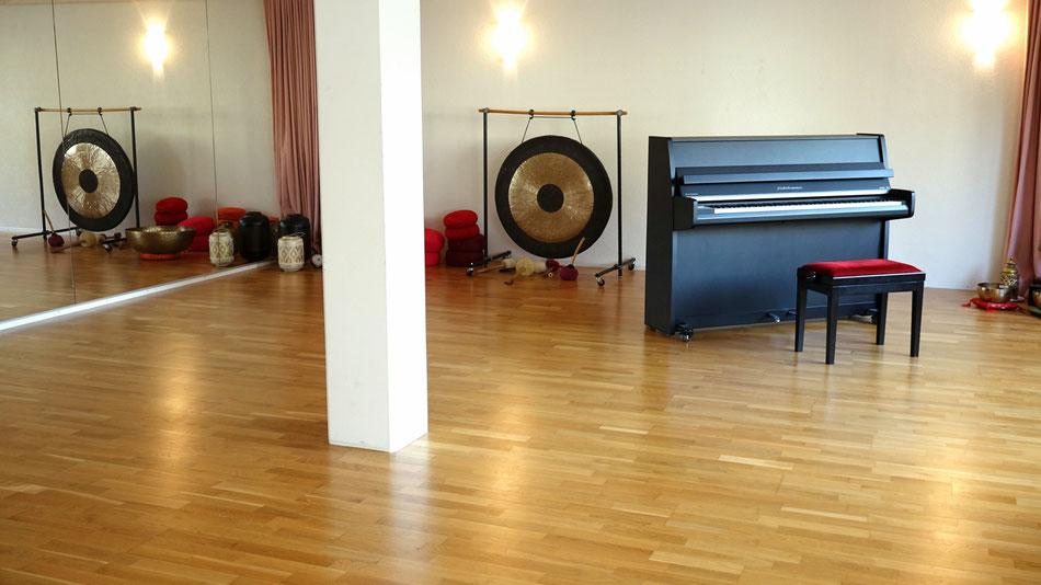 Singwerkstatt in Dornach  / Workshop für Vocal Coaching und authentische Rhetorik