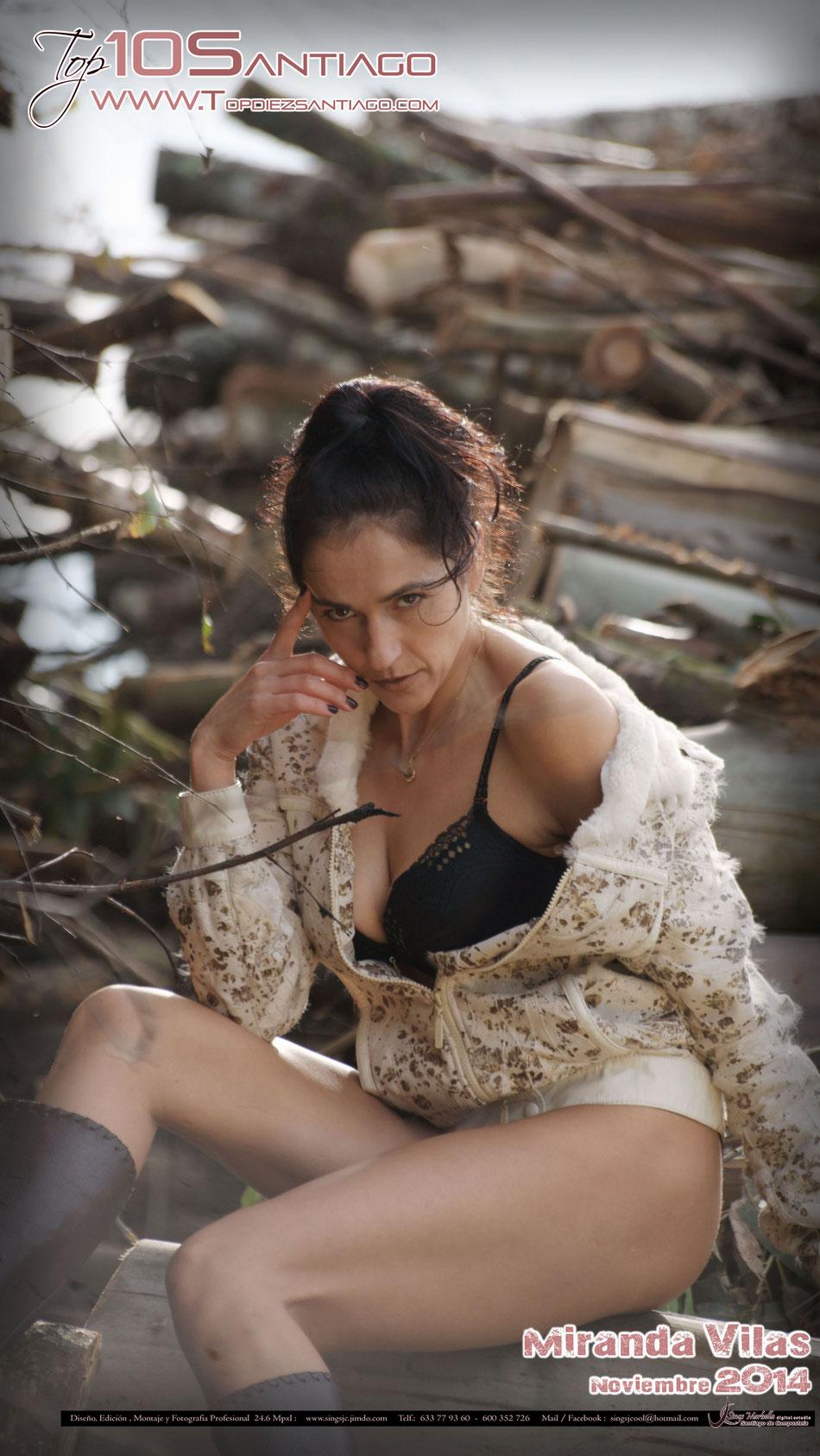 Miranda Vilas, en Nuestro Calendario Virtual Noviimbre 2014