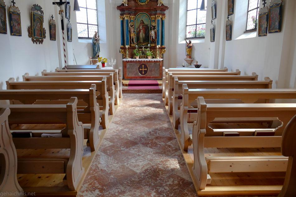 Kapelle zum heiligen Jakob