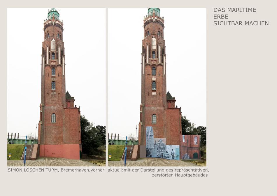Bremerhaven, Der größte Leuchtturm auf dem Deutschen Festland