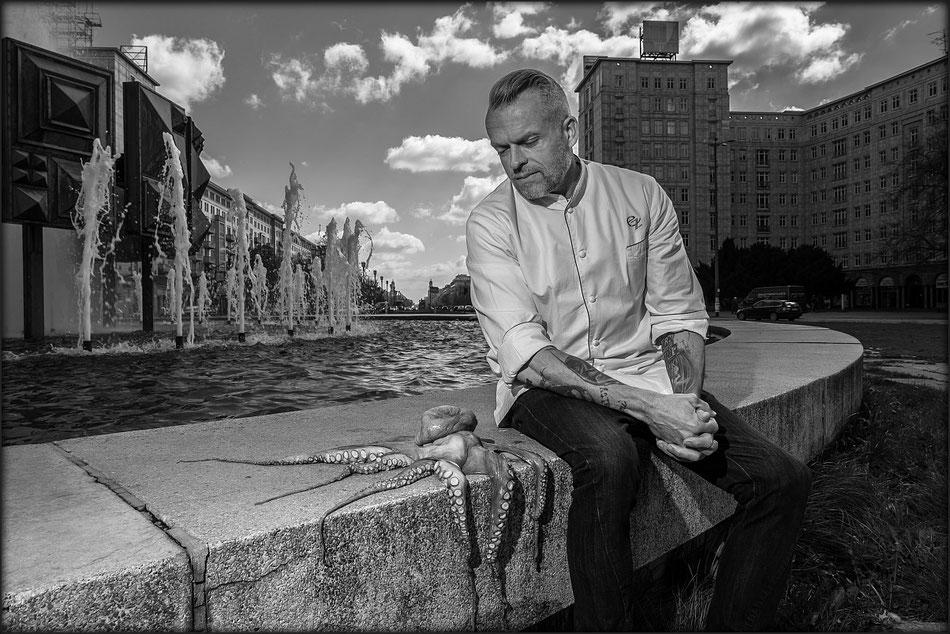 Eyck Zimmer, Chef de Cuisine