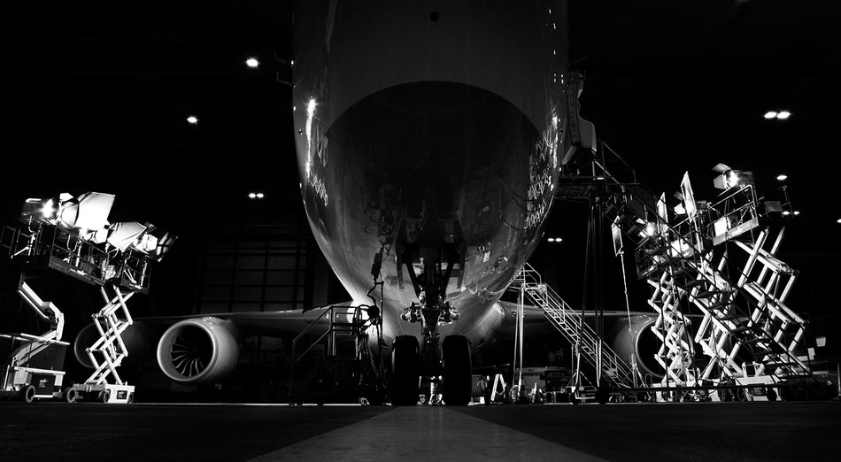 Making-of: Lufthansa