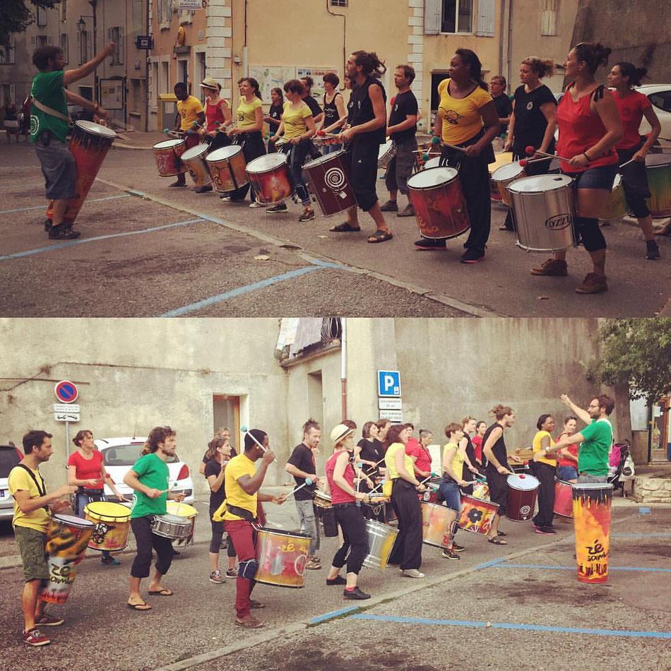 Batakoa - La Clique - Zé Samba