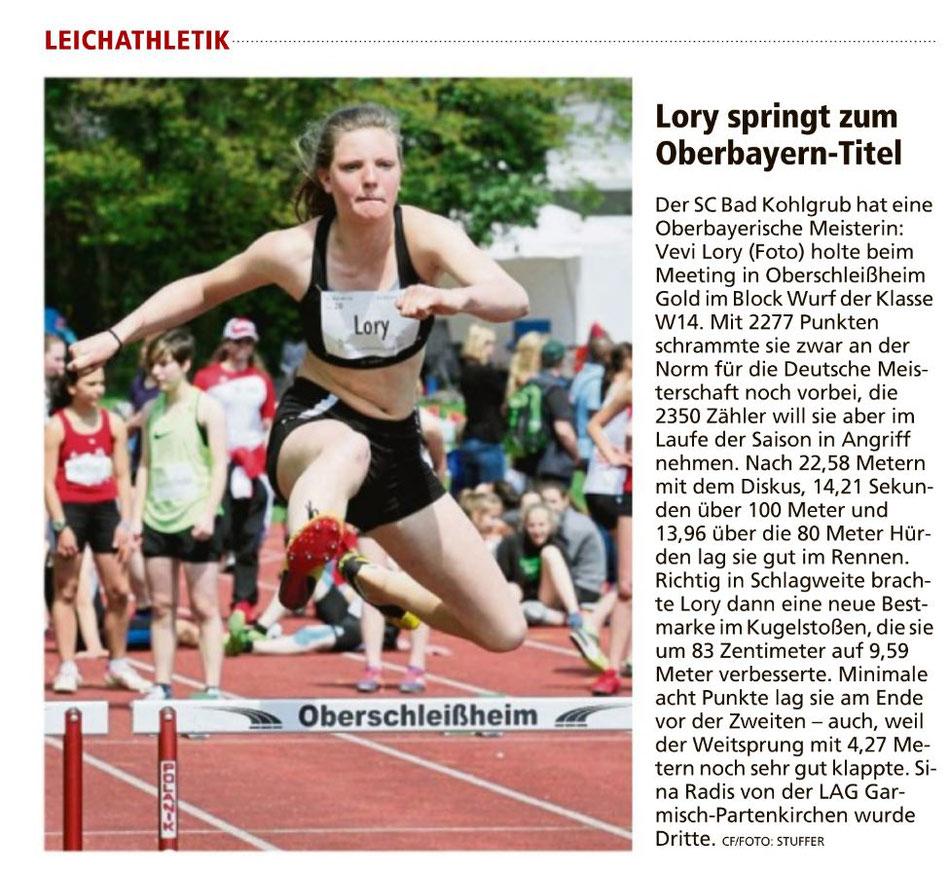 GAP Tagblatt vom 19.05.2017