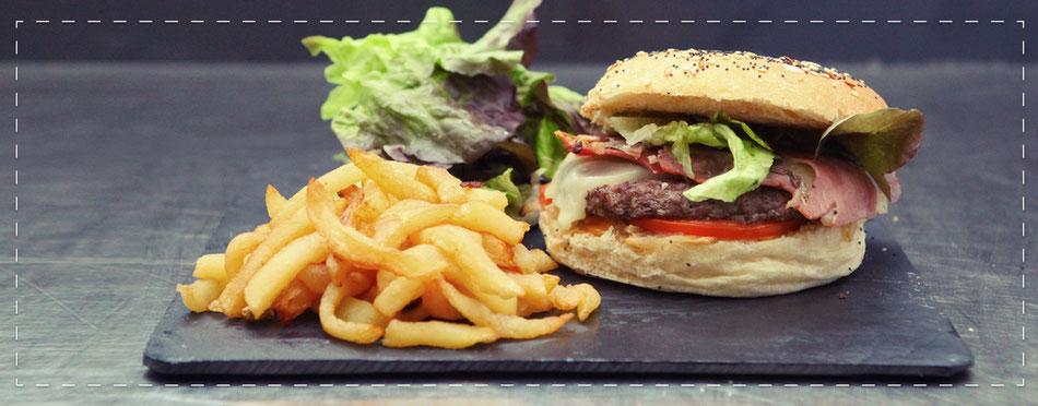 Chez Julien Restaurant Thèze Terrasse Traiteur Pizza Burger