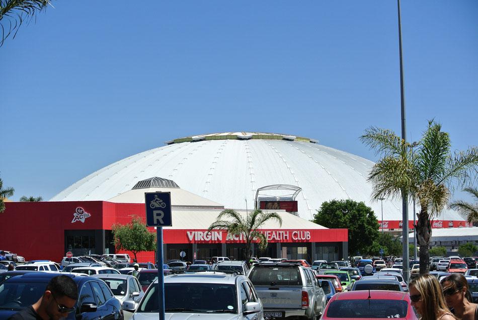 Der Coca Cola Dom in Johannesburg