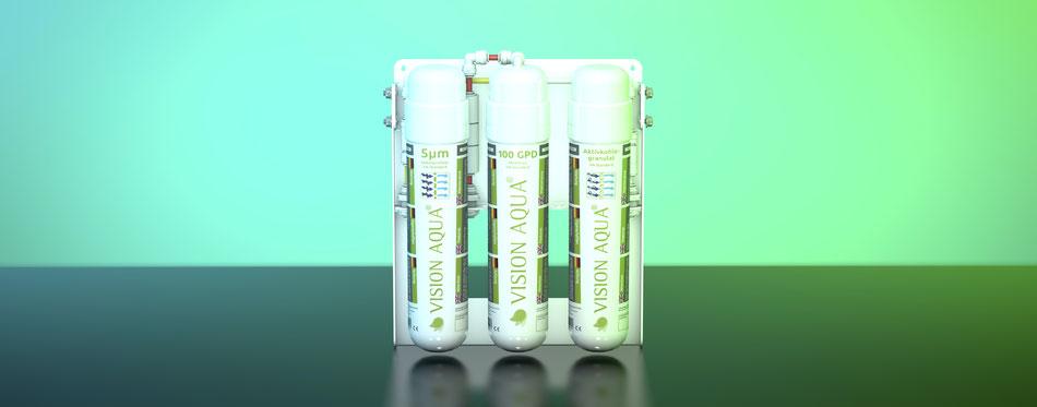 VA-Basic Wasserfilter - Reinstwasser für Reisen